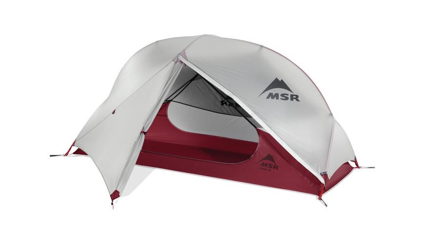 MSR Hubba NX teltta , harmaa
